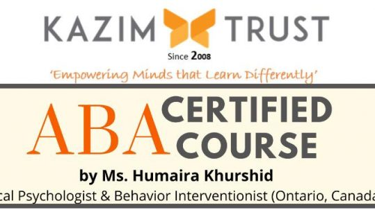 ABA Certified Course